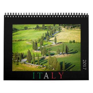 Italien-Fotografiekalender 2017 Abreißkalender