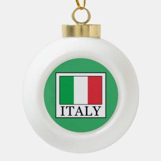 Italien Keramik Kugel-Ornament