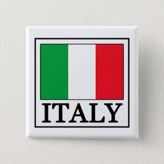 Italien-Knopf Quadratischer Button 5,1 Cm