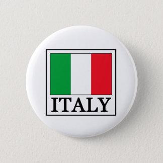 Italien-Knopf Runder Button 5,7 Cm
