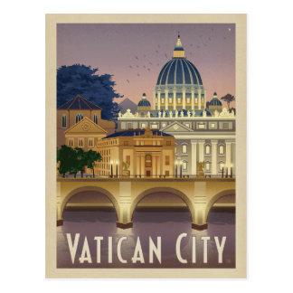 Italien, Rom - Vatikanstadt Postkarte