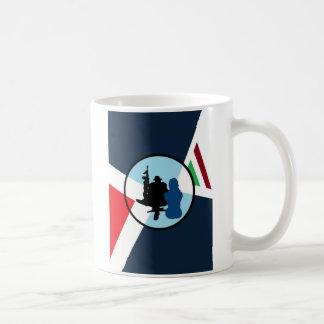 Italienische Job-Gangster-Tasse Tasse