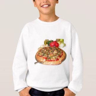 Italienische Pizza Sweatshirt