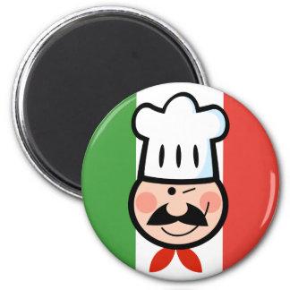 Italienischer Koch Magnets
