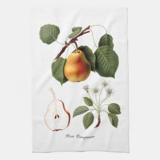 Italienisches Birnen-Geschirrtuch Handtuch