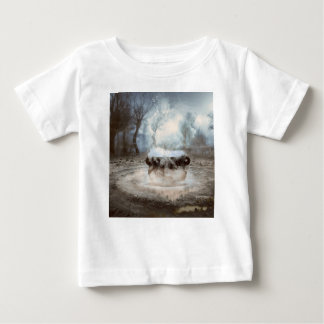 its coming baby t-shirt