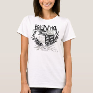 IV Kenya.2- heller Frauen T-Shirt