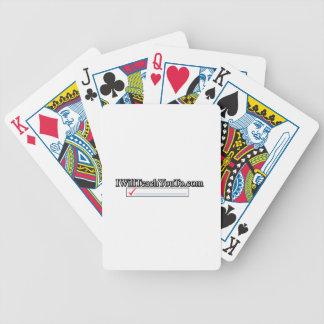 iWillTeachYouTo.com Poker Karten