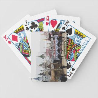 Izmailovsky Market_english Pokerkarten