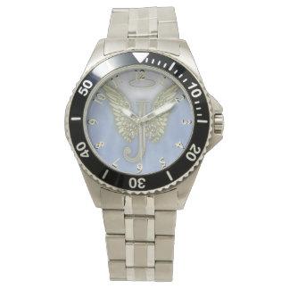 J für Jesus-Uhr Uhr