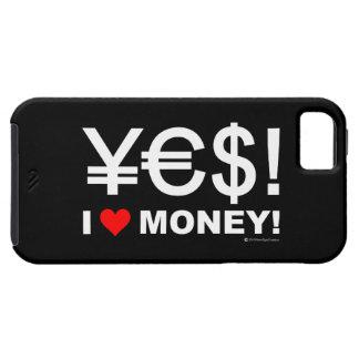 Ja! Geld der Liebe I! Etui Fürs iPhone 5