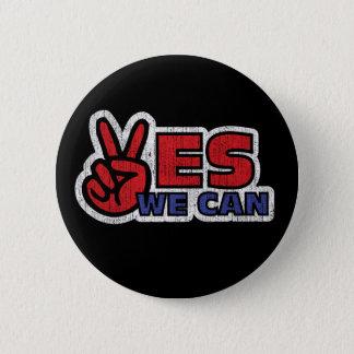 Ja können wir! runder button 5,7 cm