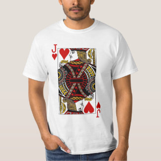 Jack der Herzen T-Shirt