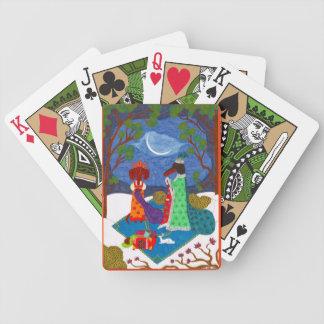 Jack Frost Bicycle Spielkarten