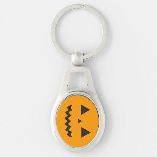 Jack O'Lantern Metall Keychain Schlüsselanhänger
