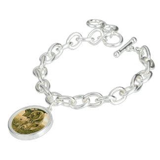 Jagd-Löwin Armband