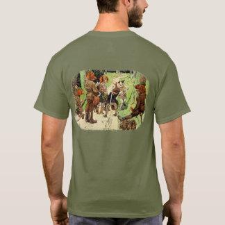 Jagdhunde, huntingdogs T-Shirt