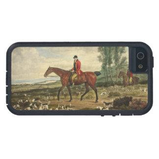 Jäger Hülle Fürs iPhone 5