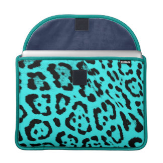 Jaguar-Haut Macbook Prohülsen-große Katze Sleeve Für MacBooks