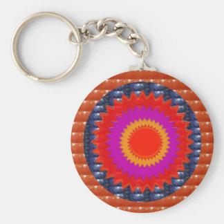 JAHRESTAGS-glückliche RÜCKHOLgeschenke keychains Standard Runder Schlüsselanhänger