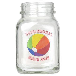 Jährliches Einmachglas
