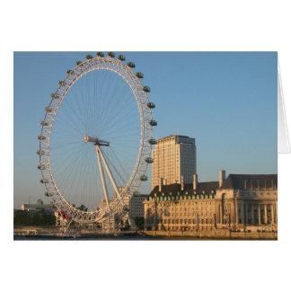 Jahrtausend-Auge London Karte