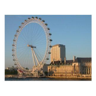 Jahrtausend-Auge London Postkarte