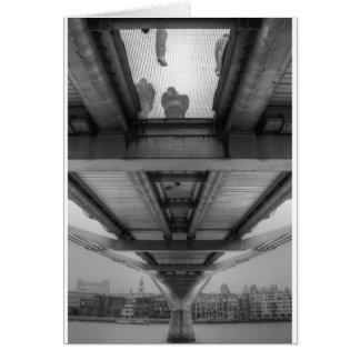 Jahrtausend-Brücke Karte