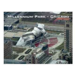 Jahrtausend-Park Postkarte