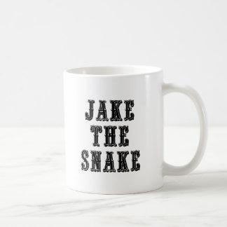 Jake die Schlange Kaffeetasse