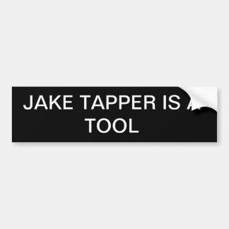 Jake Klopfer-Autoaufkleber Autoaufkleber