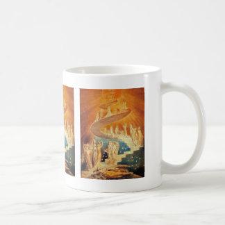 Jakobs Leiter - William Blake Kaffeetasse