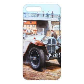 Jalopy-Rennwagenmalerei iPhone 7 Plus Hülle
