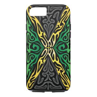 Jamaika abstrakt iPhone 8/7 hülle