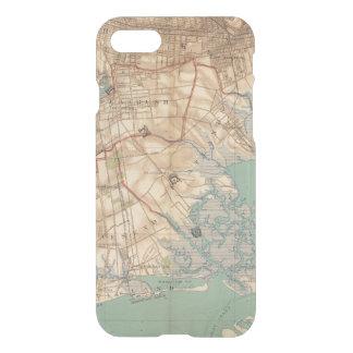 Jamaika-Bucht und Brooklyn iPhone 8/7 Hülle