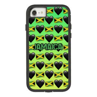 Jamaika Emoji iPhone 7, starker Case-Mate Tough Extreme iPhone 8/7 Hülle