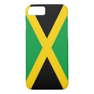 Jamaika-Flagge kundengerecht iPhone 8/7 Hülle