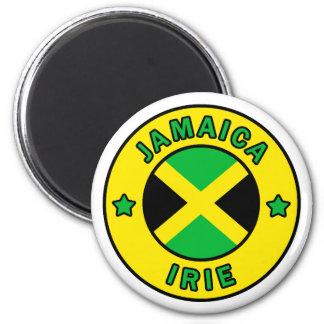 Jamaika Irie Runder Magnet 5,1 Cm