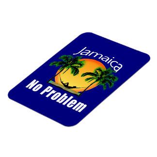 Jamaika kein Problem Magnet