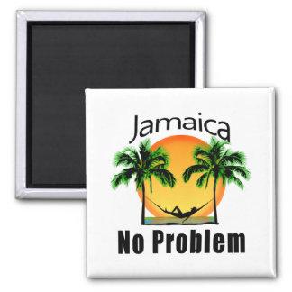 Jamaika kein Problem Quadratischer Magnet