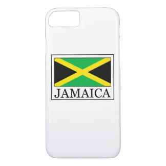 Jamaika-Telefonkasten iPhone 8/7 Hülle