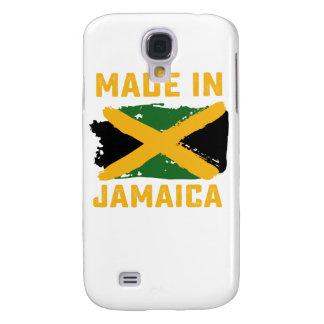 Jamaikanisches Flaggent-shirt Galaxy S4 Hülle