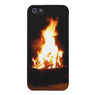 Jamaikanisches Strand-Feuer iPhone Schutzhülle Fürs iPhone 5