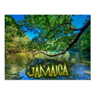 Jamaikas blaue Lagune, Hafen Antonio Postkarte