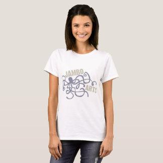 Jambo Kunst-Kraken-T - Shirt