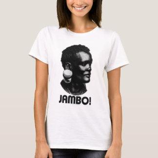 JAMBO! Suaheli-Gruß T-Shirt