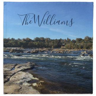 James River-Schönheit Serviette