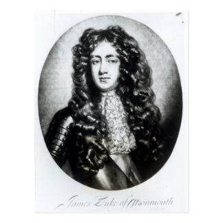 James Scott, Herzog von Monmouth und von Buccleuch Postkarte