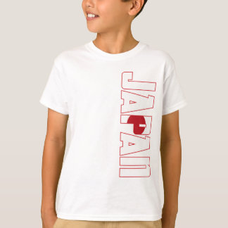 Japan-Flagge T-Shirt