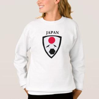 Japan-Fußball Sweatshirt